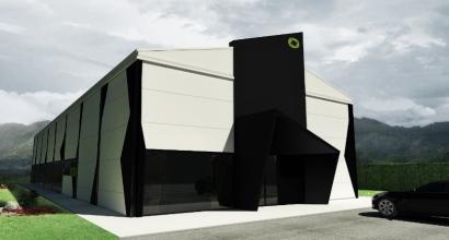 Plant in La Coruña: Design Phase